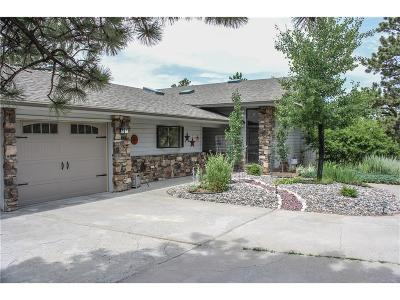 Billings Single Family Home For Sale: 4490 Box Canyon Road