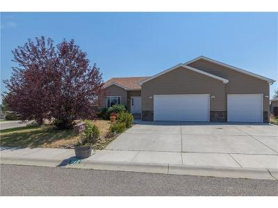 Billings Single Family Home For Sale: 912 Solita Drive