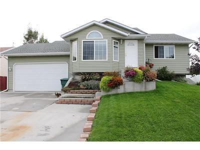 Billings Single Family Home For Sale: 1408 Peony Drive