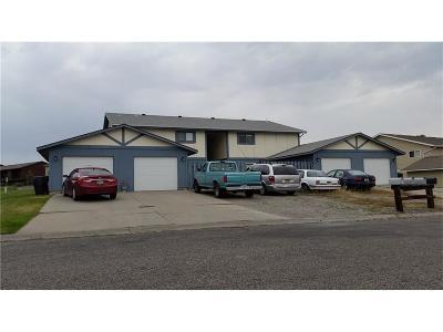 Billings Multi Family Home For Sale: 1380 Easy Street