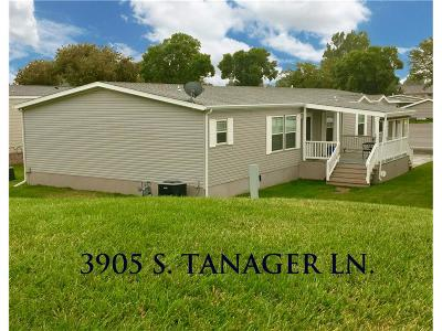 Billings Single Family Home For Sale: 3905 S Tanager Lane