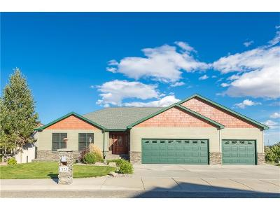 Billings Single Family Home For Sale: 525 Tumbleweed Drive
