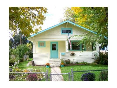 Single Family Home For Sale: 616 3rd Street W