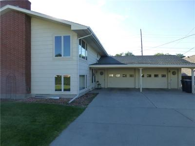 Billings Condo/Townhouse For Sale: 2336 Yellowstone Ave