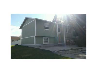 Single Family Home Contingency: 3832 Chamberlain Drive