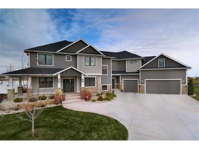 Single Family Home For Sale: 5503 Green Teal Dr