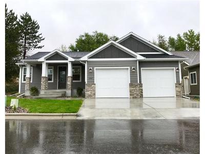 Billings Condo/Townhouse For Sale: 2747 Burlwood Drive