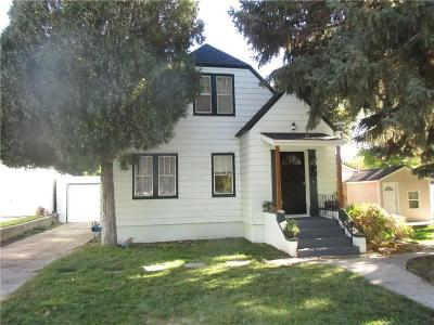 Single Family Home Contingency: 1111 N 25th