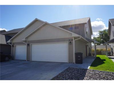 Billings Condo/Townhouse For Sale: 610 President Place
