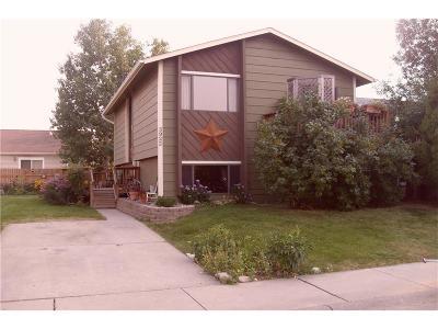 Single Family Home For Sale: 3922 Chamberlain Drive