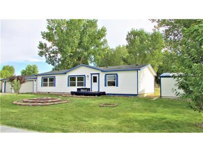 Park City Single Family Home Contingency: 724 1st Street SE