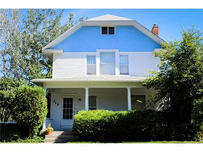 Single Family Home For Sale: 343 Clark Avenue