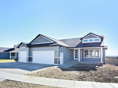 Billings Single Family Home For Sale: 2918 W Copper Ridge Loop