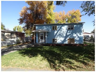 Single Family Home For Sale: 4243 Murphy Avenue