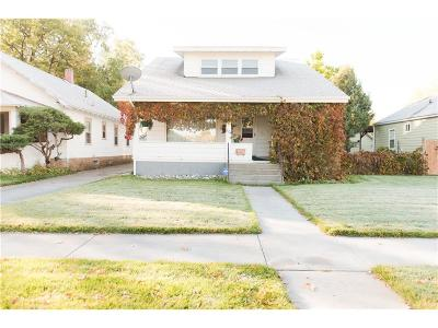 Single Family Home For Sale: 224 Custer Ave