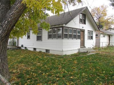 Single Family Home Contingency: 101 Jackson Street