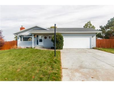 Billings MT Single Family Home Contingency: $198,000