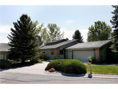 Billings Condo/Townhouse For Sale: 6142 Wedgewood Lane