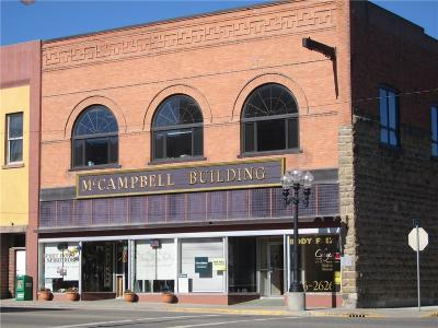 Red Lodge Commercial For Sale: 23 N Broadway Ave. N. Unit 90, 91, 92