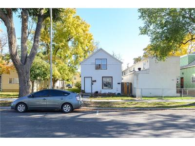Multi Family Home For Sale: 207 N 23rd Street