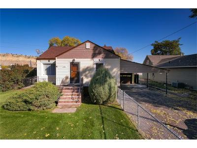 Single Family Home For Sale: 215 Garden Ave