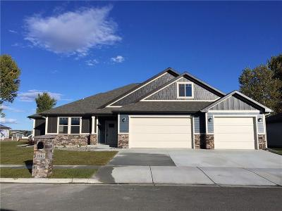 Single Family Home For Sale: 1145 Vineyard Way