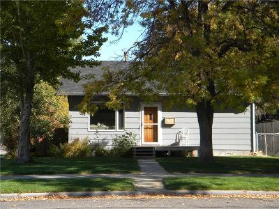 Billings MT Single Family Home For Sale: $168,500