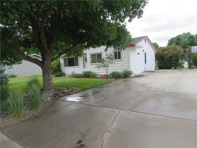 Billings MT Single Family Home For Sale: $184,000