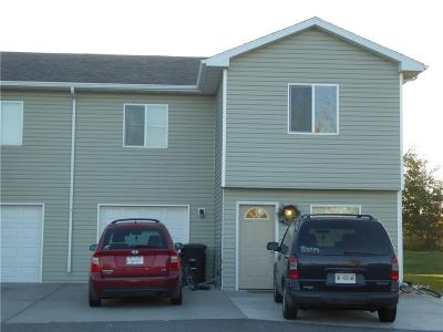 Billings Condo/Townhouse For Sale: 1602 Wicks Lane #6