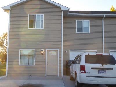Billings Condo/Townhouse For Sale: 1602 Wicks Lane #7