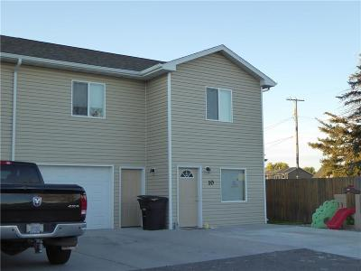 Billings MT Condo/Townhouse For Sale: $187,000