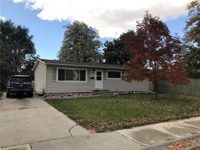 Single Family Home Contingency: 424 Russell Drive