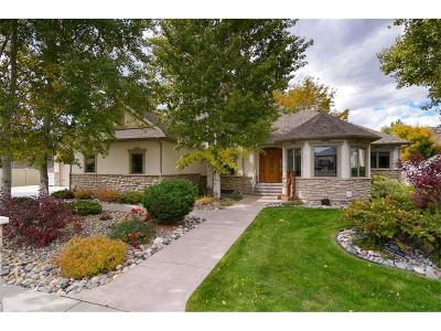 Billings Single Family Home For Sale: 1645 Westridge Circle