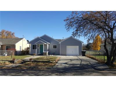 Single Family Home For Sale: 1119 Cottage Lane