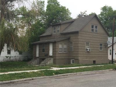 Multi Family Home For Sale: 2521 8th Ave N