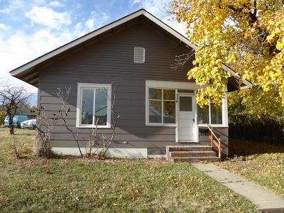 Single Family Home For Sale: 718 W Pine