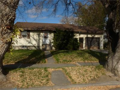 Single Family Home Contingency: 4411 Jansma Ave