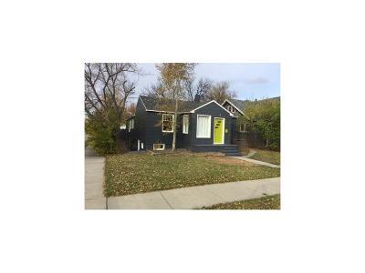 Single Family Home For Sale: 345 Burlington Ave