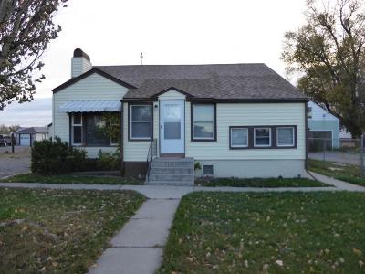 Multi Family Home Contingency: 209 Orchard Lane