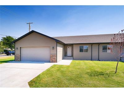 Condo/Townhouse For Sale: 838 Wicks Lane #5