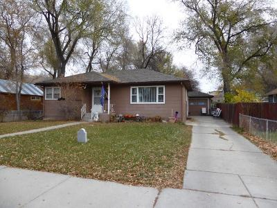 Single Family Home For Sale: 921 N 24th Street