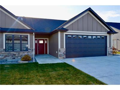 Billings Condo/Townhouse For Sale: 3045 Golden Acres Drive
