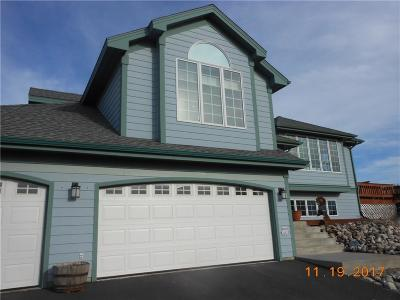 Single Family Home For Sale: 4883 Arapaho Trail
