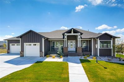 Billings MT Single Family Home Sold: $662,000