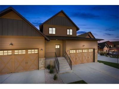 Billings Condo/Townhouse For Sale: 3131 Iron Horse Trail #15