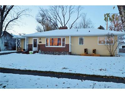 Single Family Home Contingency: 2201 Hewitt Drive