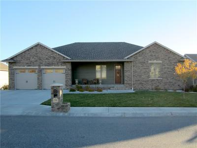 Billings Single Family Home For Sale: 3392 Castle Pines Drive