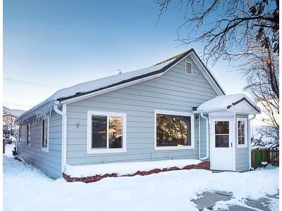 Red Lodge MT Single Family Home For Sale: $169,900