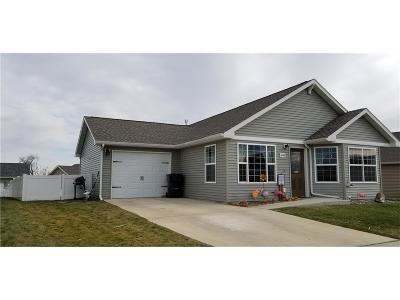 Single Family Home For Sale: 1440 Watson Peak Road