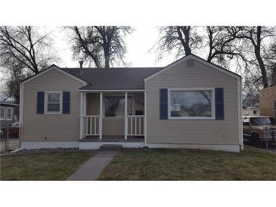 Single Family Home Contingency: 726 Terry Ave